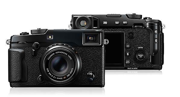 Fujifilm Updates the X-pro 2's Firmware