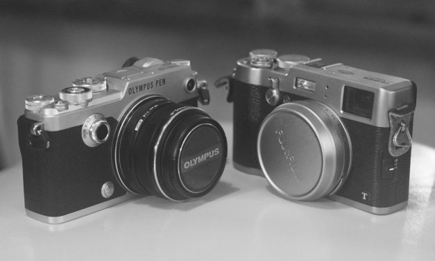 Olympus Pen F vs Fuji X100T – Retro Showdown