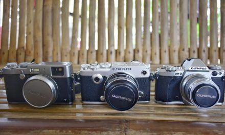 Olympus Pen F First Impressions